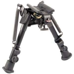 strong, tough Bipod by Konus. Made with the toughest alloy steel. Suitable for Weaver or Picatinny